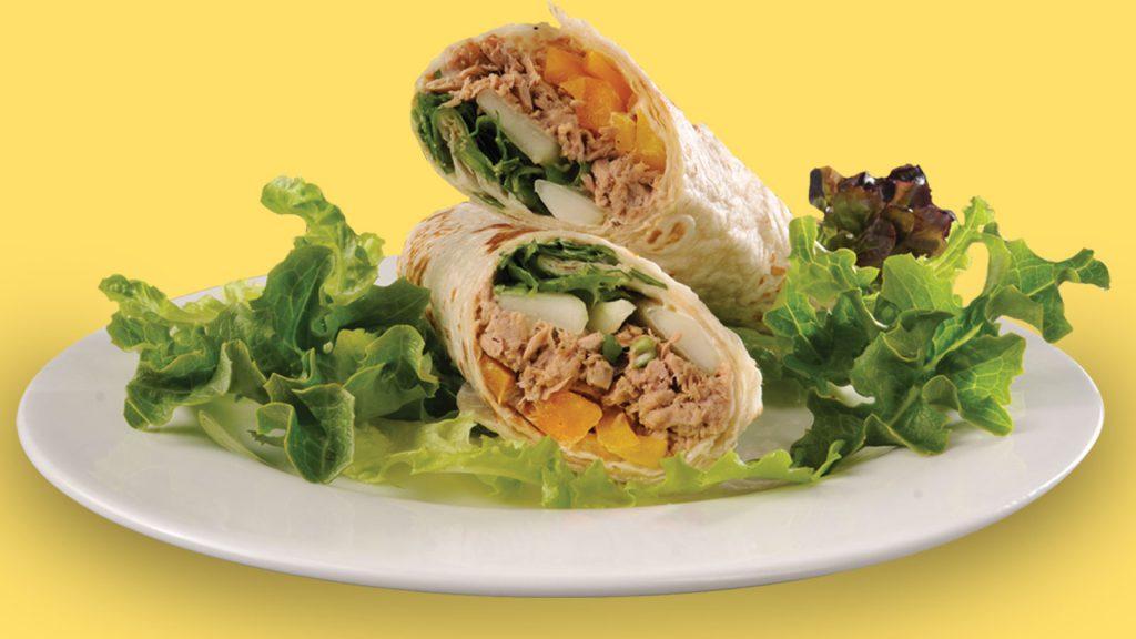 Brunswick<sup>&reg;</sup> Tuna Avocado Wrap