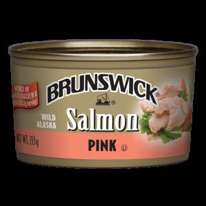 Brunswick<sup>®</sup> Wild Alaska Pink Salmon – 213g