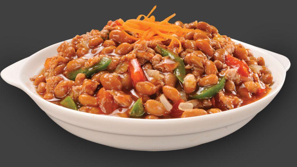 Brunswick<sup>®</sup> Tuna Baked Beans Cook-up