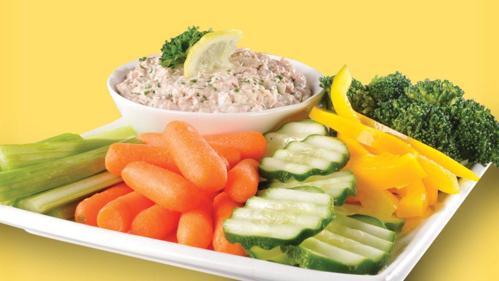 Brunswick<sup>&reg;</sup> Herb and Garlic Tuna Spread