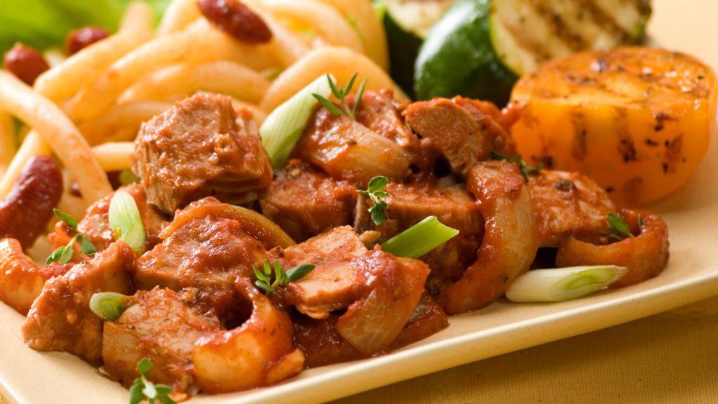 Brunswick<sup>&reg;</sup> Jerked Tuna in Spicy Tomato Sauce
