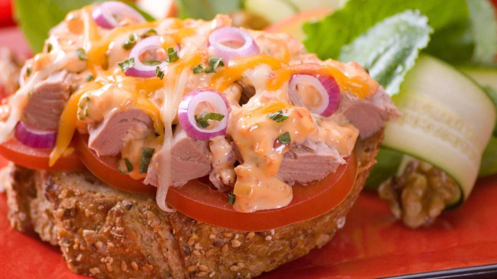 Brunswick<sup>&reg;</sup> Tuna Melts