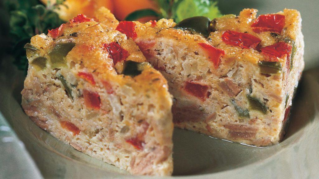 Brunswick<sup>&reg;</sup> Tuna Baked Parmesan