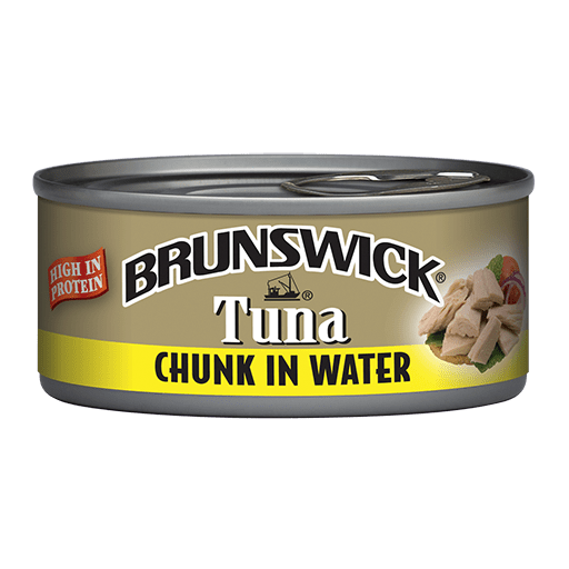 Brunswick Chunk Tuna in Water – 142g