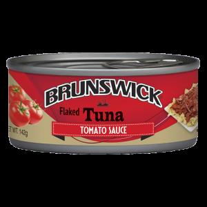 Brunswick<sup>®</sup> Tuna in Tomato Sauce-142g